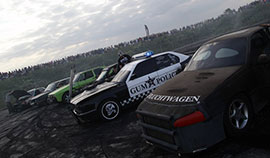VW Pfingsttreffen Burnout WM Teams